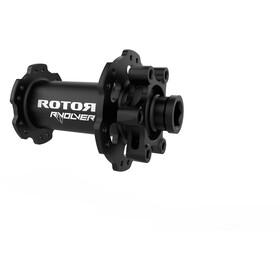 Rotor R-Volver Front Wheel Hub 12x100mm Disc, black